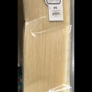 Blonde Synthetic Ponytail 36""